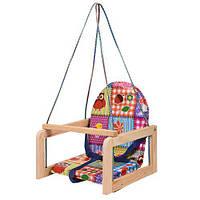 Детская деревянная качеля  V 701-12