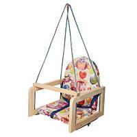 Детская деревянная качеля  V 701-11