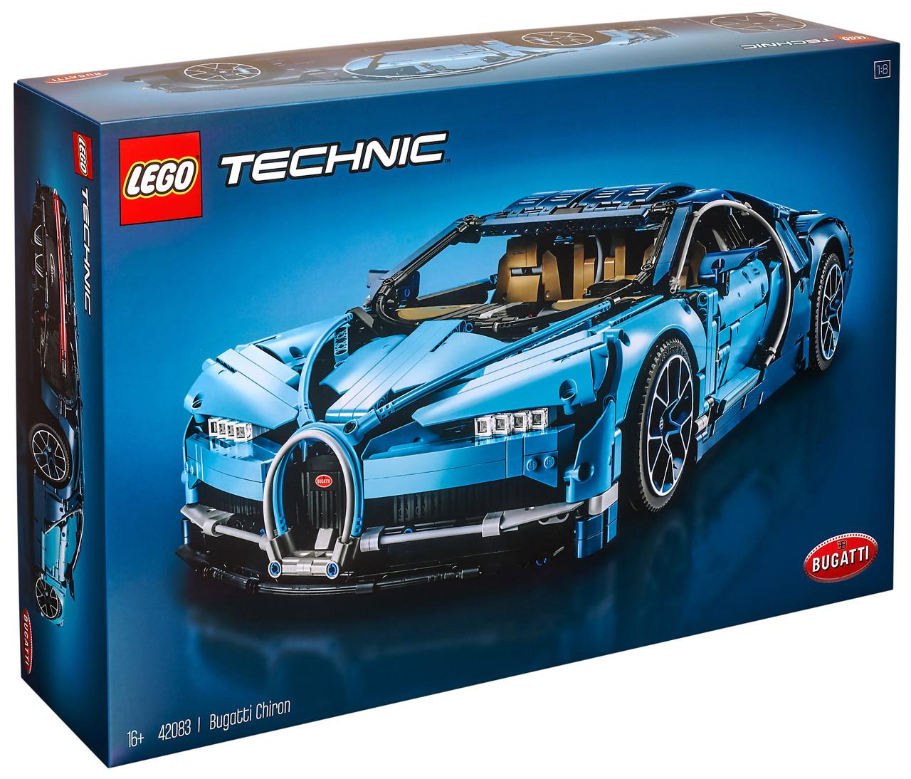f71536afe6cf LEGO Technic Bugatti Chiron (42083), цена 8 295 грн., купить в Киеве ...