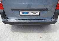 Накладка на задний бампер матовая Citroen Berlingo/Peugeot Partner II 2008 -