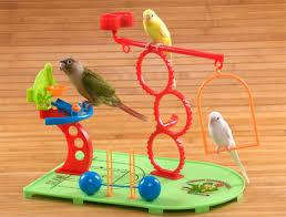 Игрушки и аксессуары для птиц