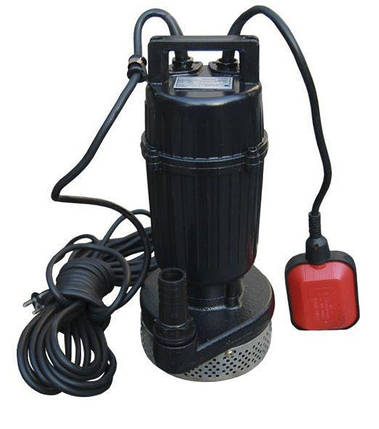 Насос дренажный VOLKS pumpe QDX5-9 0,75кВт, фото 2