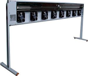 Система інфрачервоної сушки і вентиляції Dix-Dryer & Fan
