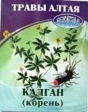 Калган, Лапчатка прямостоячая (Potentilla erecta) 25г корень