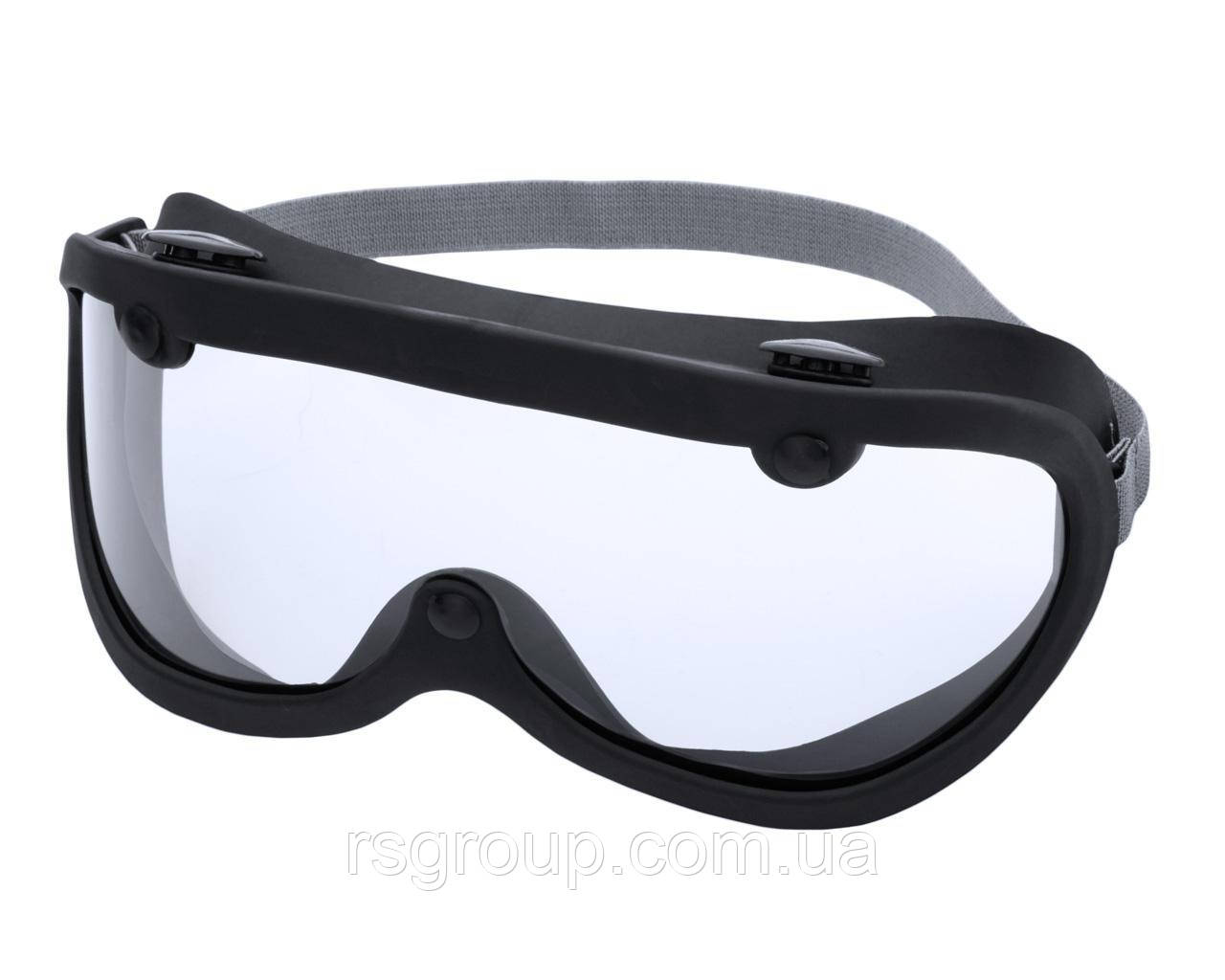 Очки Кобра (стекло небьющийся поликарбонат)+ запасная линза в подарок.