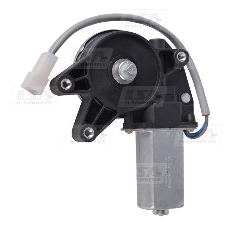 Моторедуктор склопідіймача ВАЗ 2108-2115 лівий LSA LA 2110-3730611