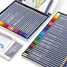 Акварельные карандаши Goldfaber Aqua