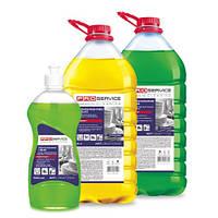 PRO Засіб для миття посуду без ароматзаторів та барвників, 0,5 л OPTIMUM (25 шт/ящ)