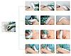 Mepilex Border Post-Op 10х30см самоклеющаяся послеоперационная повязка, фото 3