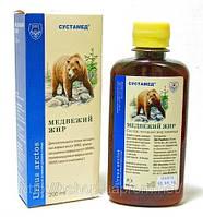 Медвежий жир 200 мл.( от радикулита и простуды )