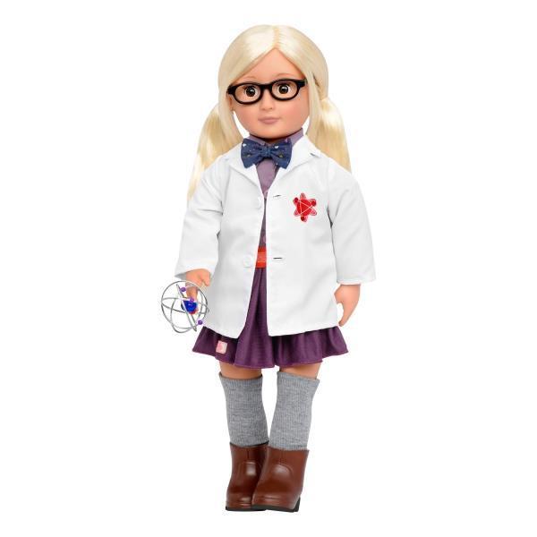 Кукла Our Generation  Амелия 46 см изобретатель BD31120Z