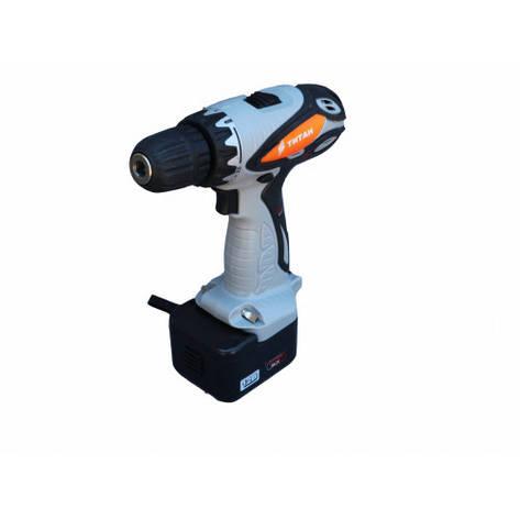 Аккумуляторный шуруповерт Титан ДША 12Х, фото 2