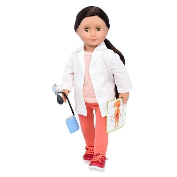 Кукла Our Generation  Никола 46 см доктор BD31119Z