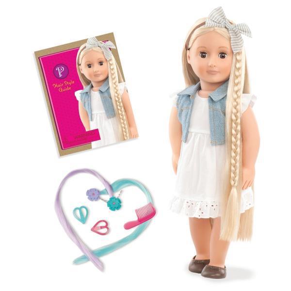 Кукла Our Generation  Фиби 46 см с длинными волосами блонд BD31055Z