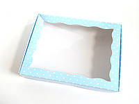 Коробка для текстиля 15х20х3, Небеса, фото 1