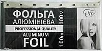 Фольга Etto для снятия гель лака в рулоне 100м (14мкн)