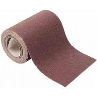 Шлифовальная шкурка на тканевой основе К80, 20cм*1м INTERTOOL BT-0718M