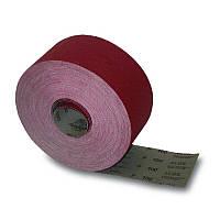 Шлифовальная шкурка на бумажной основе К40, 20cм*50м INTERTOOL BT-0814