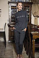 Женская пижама Shirly 5861, костюм домашний с повязкой на глаза для сна, фото 1