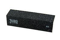Zauber Бафик - пилка Для искусственных и натуральных ногтей 80/80