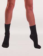 Носки согревающие из верблюжьей шерсти машинной вязки без резинки