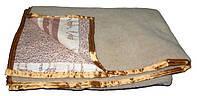 Плед меховой из Верблюжьей шерсти односторонний 145 х 205 см