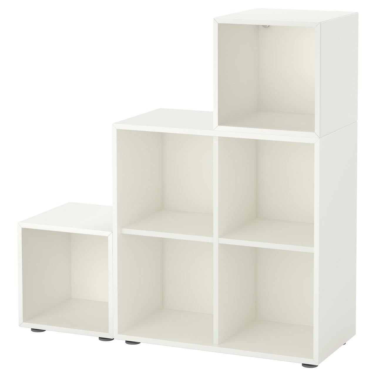 IKEA EKET (091.892.00) Комбинация Книжный шкафов с ножками