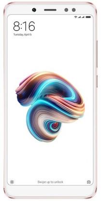 Смартфон Xiaomi Redmi Note 5 3/32GB Глобальная Прошивка Rose Gold Гарантия 3 месяца / 12 месяцев