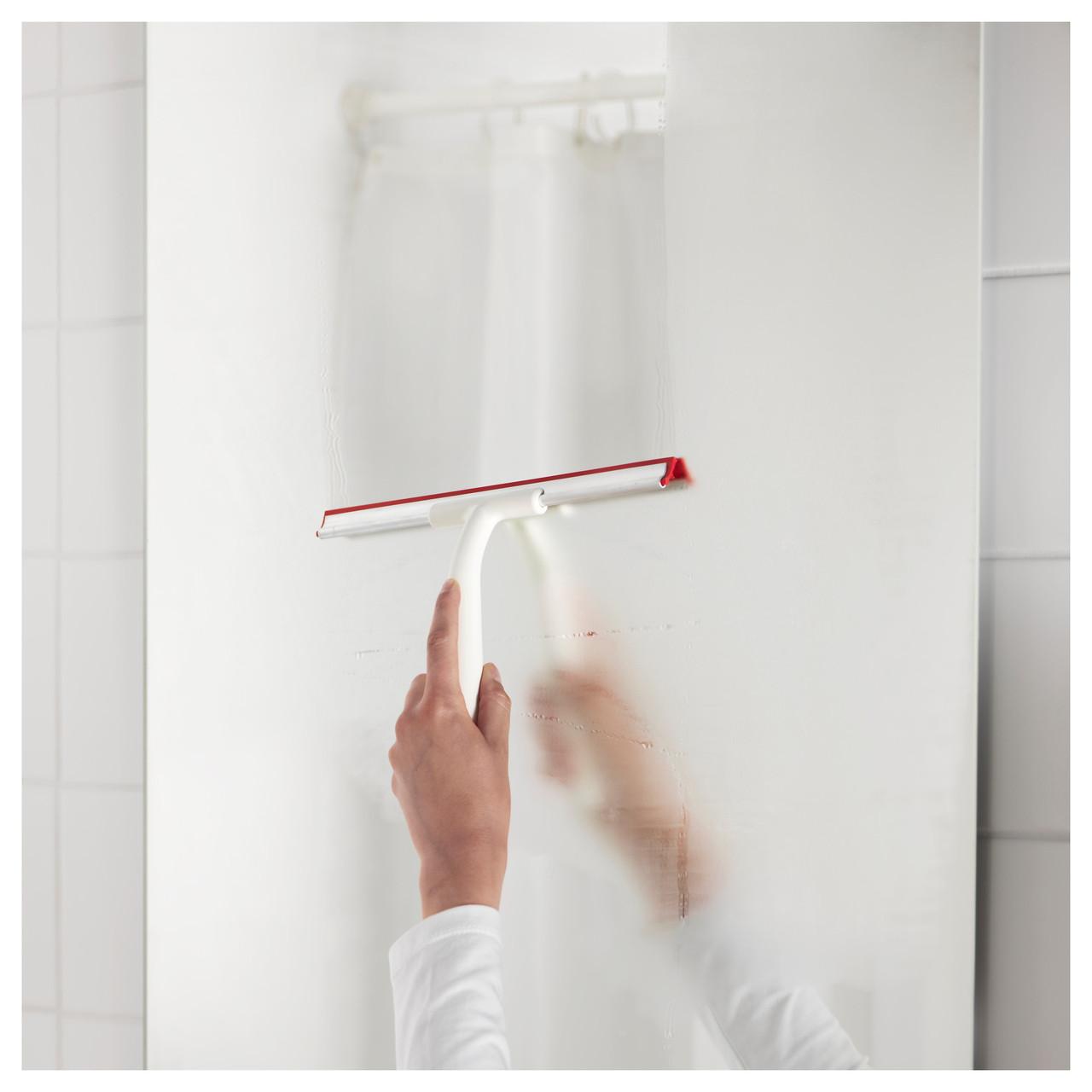ЛИЛЛЬНАГЕН Скребок для чистки окон и зеркал, 40243596, IKEA, ИКЕА, LIL 2