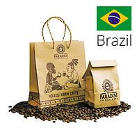 Кава Бразилія Сантос 250г тм Paradise, фото 1