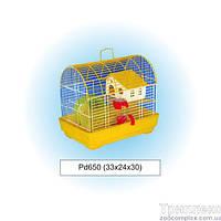 Tesoro (Тесоро) PD650 клетка для мелких грызунов (33х24х30см).