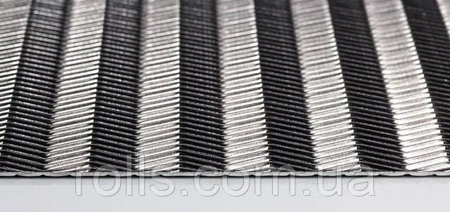 """Листовой алюминий рефленый PREFA DESIGN 906 Fishbone самый широкий выбор рифленого алюминия в Украине ТОВ """"РОЛЛС ГРУП"""""""