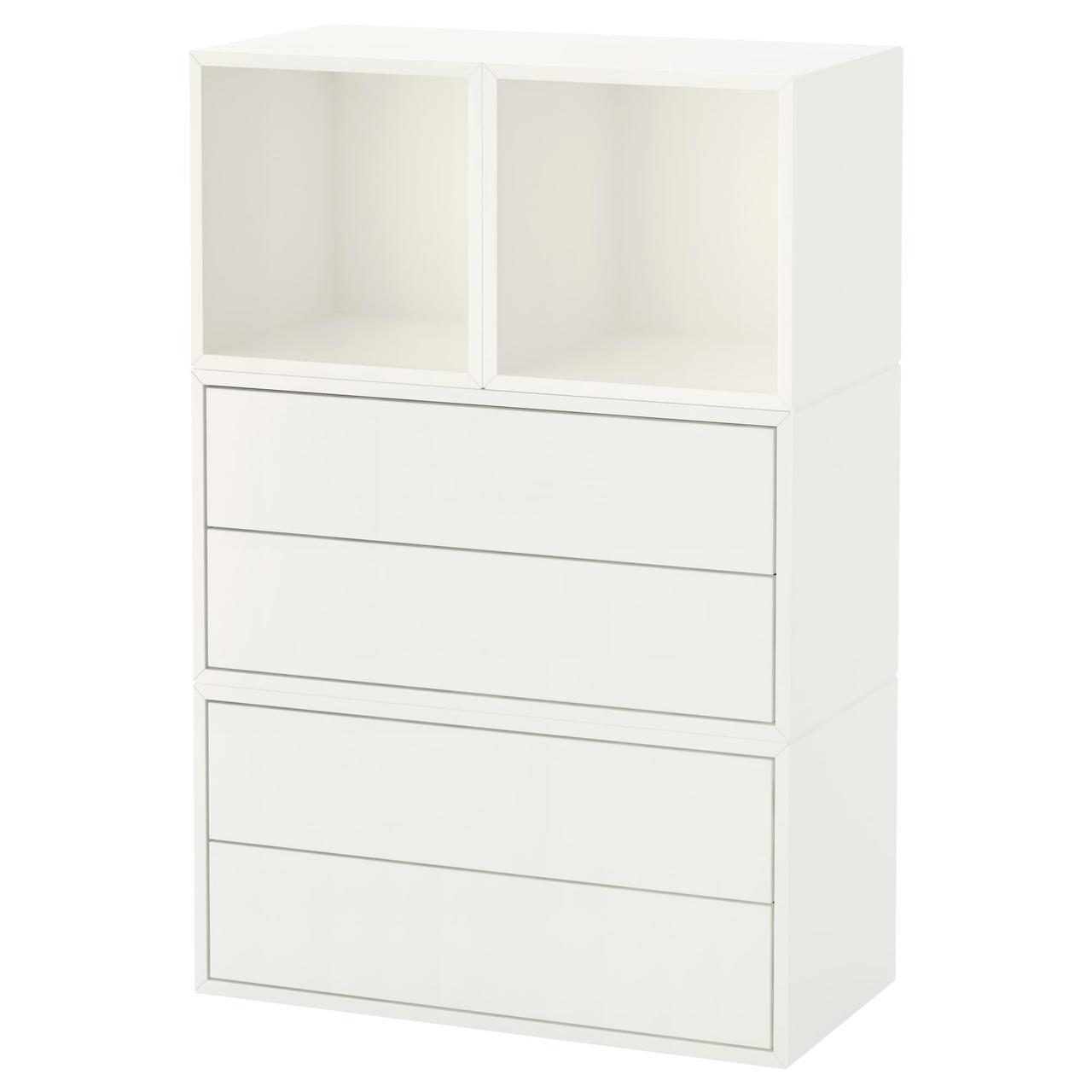 IKEA EKET (992.210.26) Комбинация настенных шкафов