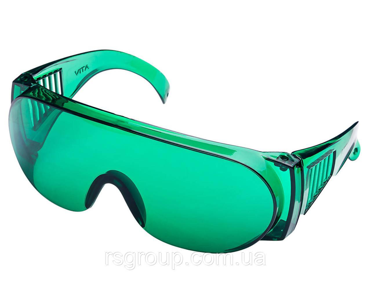 Очки ОЗОН зеленые