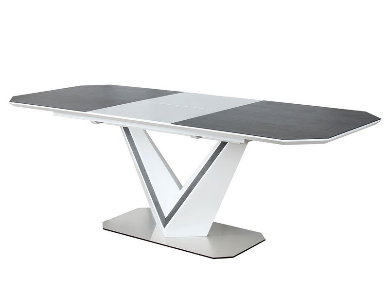 Скляний стіл Signal Valerio Ceramic