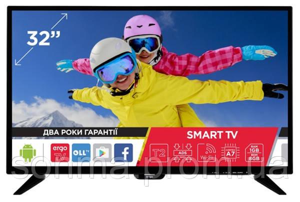 Телевизор LED ERGO LE32CT5500AK
