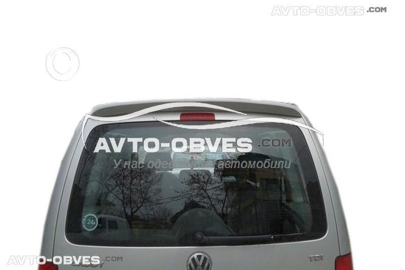 Спойлер Volkswagen Caddy 2010-2015 v1