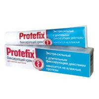 Фиксирующий крем Protefix® (Протефикс) Гипоаллергенный