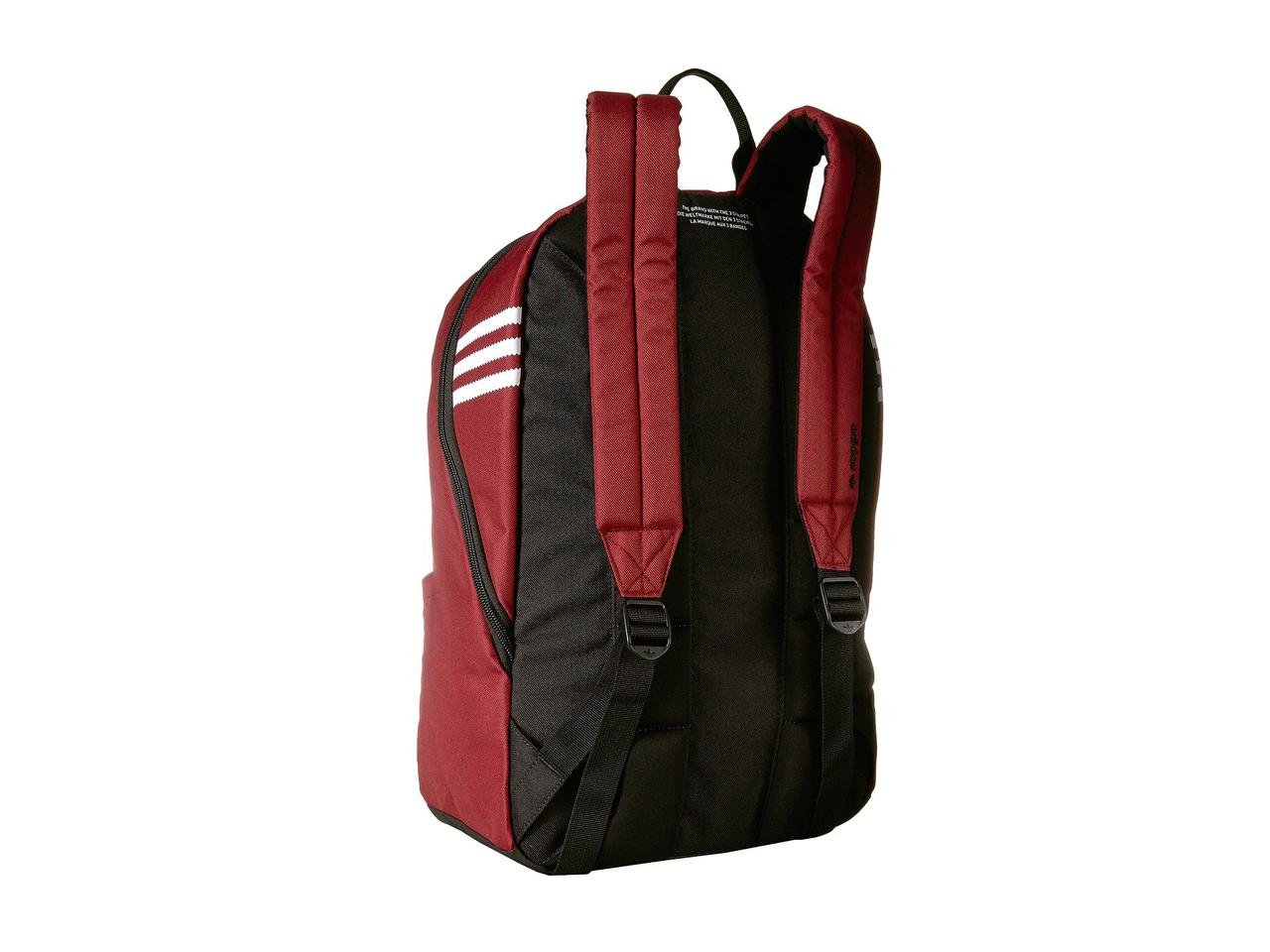 authentic quality free shipping wholesale dealer Maroon Adidas Backpack- Fenix Toulouse Handball