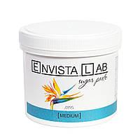 """Шугаринг .Cахарная паста для депиляции """"Envista.Lab"""" MEDIUM 1,1 кг"""