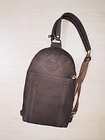 Мини рюкзак кожа (унисекс)