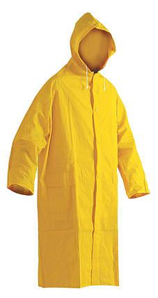 Плащ водостойкий Červa ПВХ Cetus желтый, фото 2