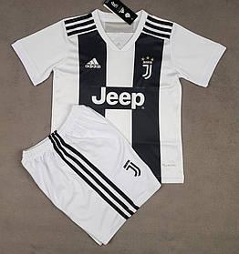Футбольная форма  2018-2019 Ювентус (Juventus), домашняя,  Ф40