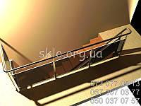 Стеклянные перила по индивидуальному заказу, фото 1