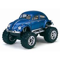 Машинка металл КT 5057 WB  VOLKSW  BEETLE, 12,5см, 4 цвета