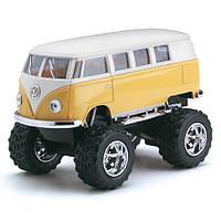 Машинка металл КT 5060 WB  VOLKSWAGEN Classical , 12,5см,4 цвета