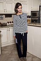 Женская пижама Shirly 5859, костюм домашний с повязкой на глаза для сна, фото 1