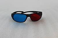 Анаглифные 3D стерео очки