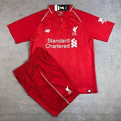 Футбольная форма Liverpool 2018-2019