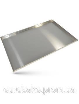 Противень алюминиевый 600х400х20 мм, 4 борта, толщина 1,2 мм